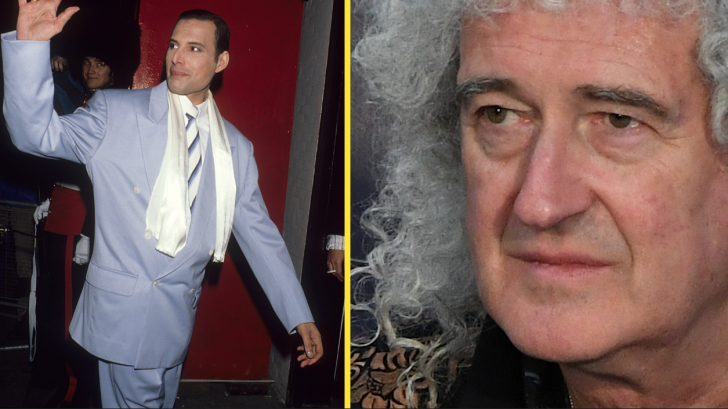 The Moment Freddie Mercury S Death Hit Brian May Is